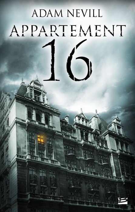 Apartment 16 - Adam Nevill