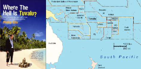 Where the Hell is Tuvalu - Philip Ells