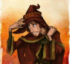 http://www.deviantart.com/art/Cowardly-Rincewind-122625486