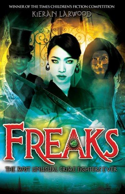 Freaks cover