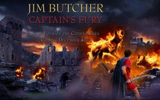 captain's fury