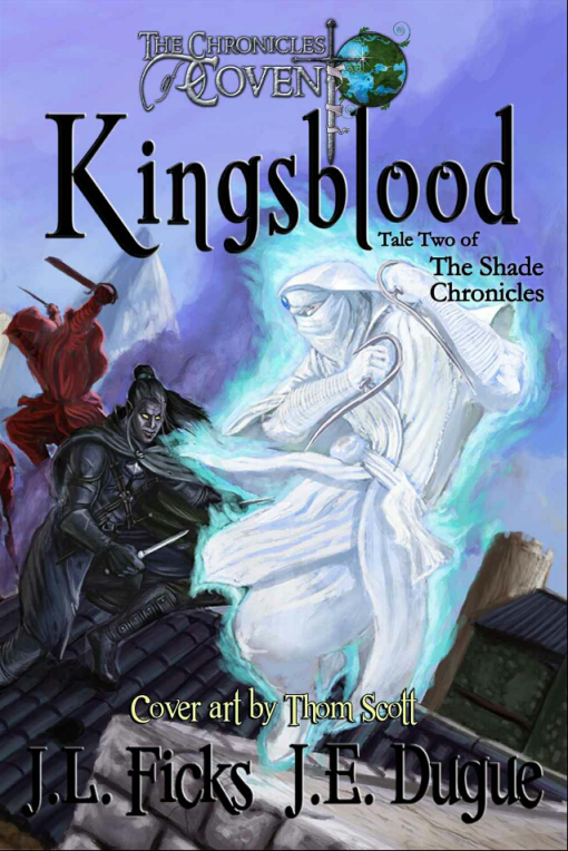 Kingsblood cover