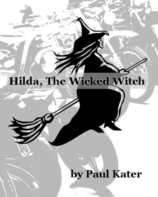 Hilda - The Wicked Witch