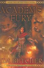 Academ's Fury 1