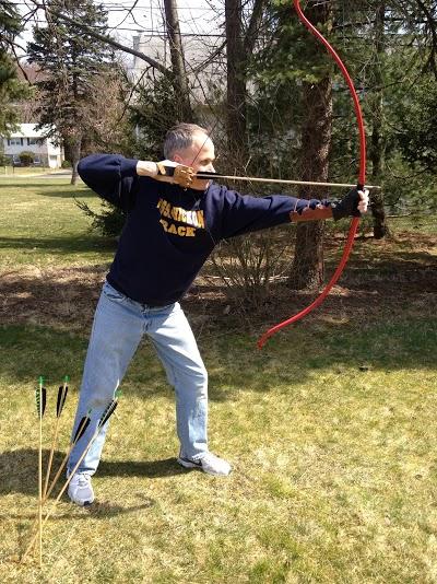 Matt Heppes 4th bow