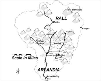Arlandia and Rall