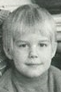Hans Petter som liten