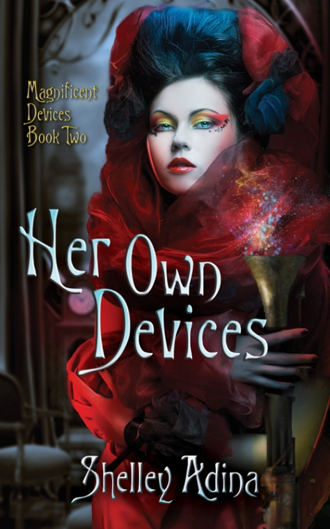Her Own Devices - Shelley Adina