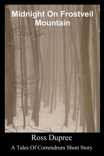 midnight on frostveil mountain