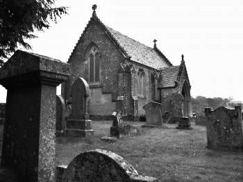 Kilbryde Parish Church;  Credit: University of St. Andrews