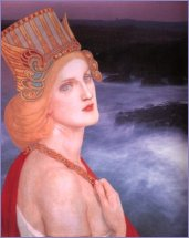 Danu: http://www.thesilverbranch.org/goddess/power/danu.html