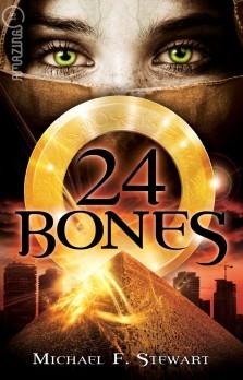 24 Bones - Michael F Stewart