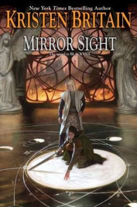 """Final cover for """"Mirror Sight""""; Jacket art by Donato Giancolo, jacket design by G-Force Design"""