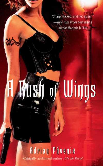 A Rush of Wings - Adrian Phoenix