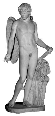 http://en.wikipedia.org/wiki/Eros#mediaviewer/File:Eros_Farnese_MAN_Napoli_6353.jpg