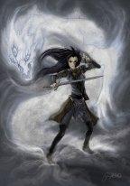 http://deeleaf.deviantart.com/art/Abhorsen-Sabriel-and-Mogget-188971883