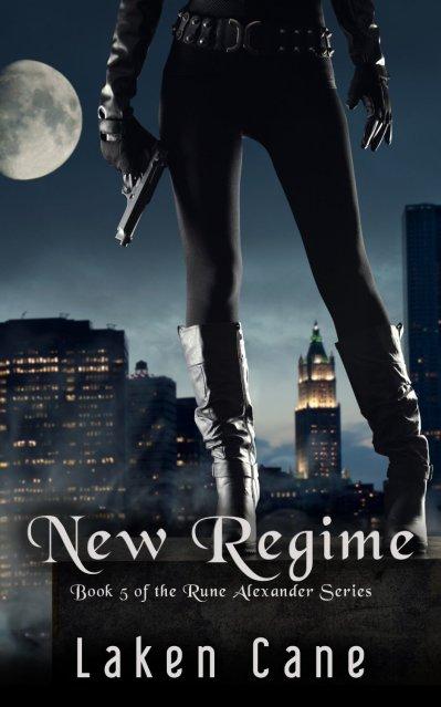 New Regime - Laken Cane