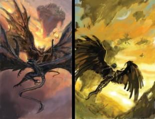 Cover illustration sketches by Matthew Stewart
