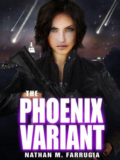 The Phoenix Variant - Nathan M Farrugia