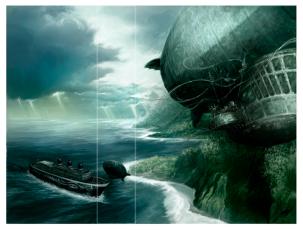 Cover illustration by Amandine La Barre
