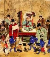 Diyu - Chinese underworld