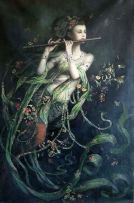 Painted by Zeng Hao