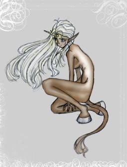 http://fc07.deviantart.net/images/i/2003/40/2/9/Acorna_Unicorn_Girl___Time.jpg