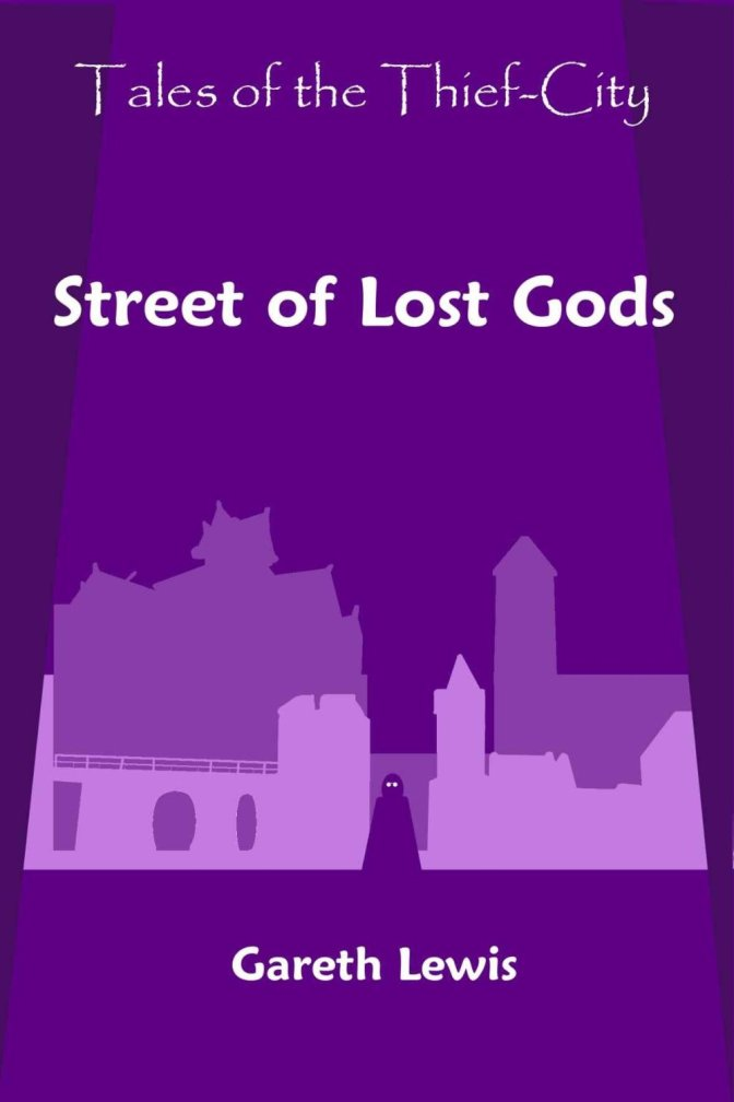 Lewis, Gareth: Street of Lost Gods (Loc 148)