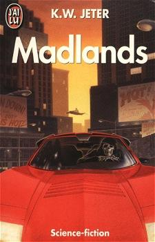 Madlands - French cover