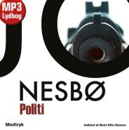 Politi - Jo Nesbø - dansk lydbok