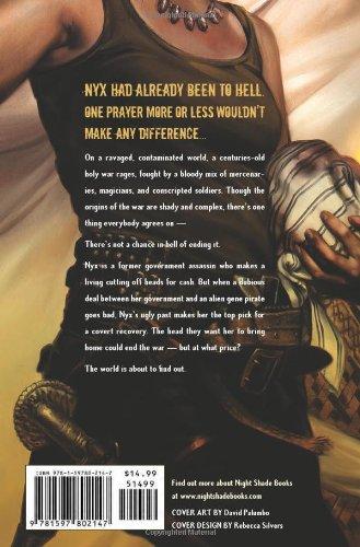 God's War - US back