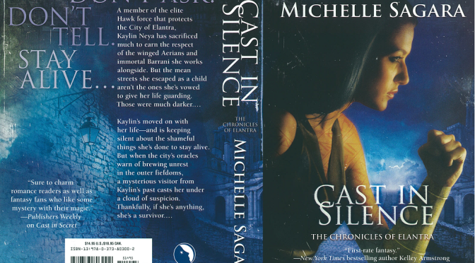 Sagara, Michelle: Cast in Silence