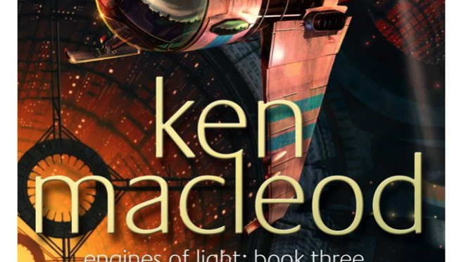 MacLeod, Ken: Engine City (The Engines of Light III) (2003)