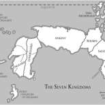 The Seven Kingdoms - Emily Gee