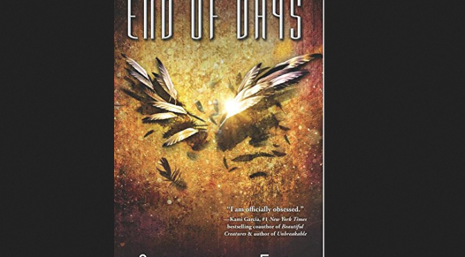 Ee, Susan: End of Days (Penryn and the End of Days III) (2015)