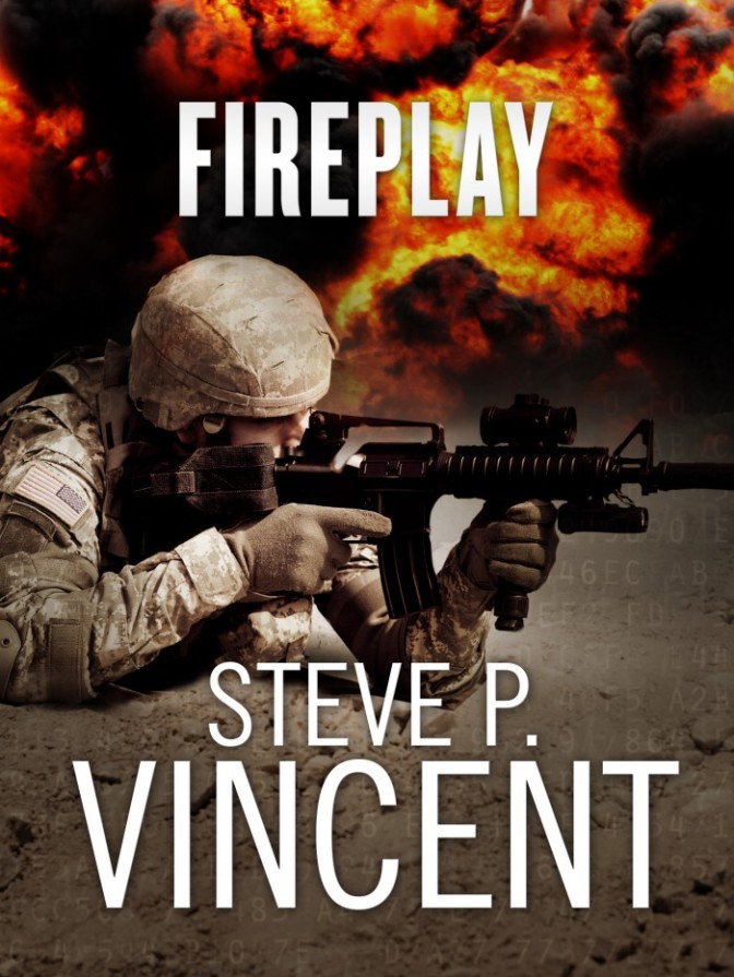 Vincent, Steve P.: Fireplay (Jack Emery 0.5) (2015)