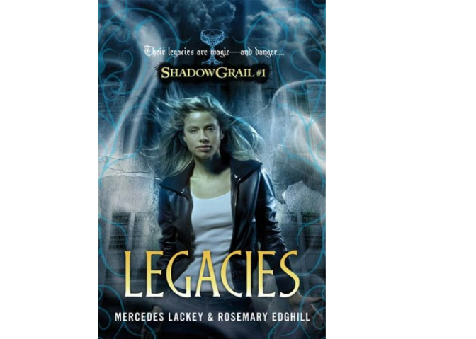 Lackey, Mercedes & Edghill, Rosemary: Legacies (Shadow Grail I) (2010)