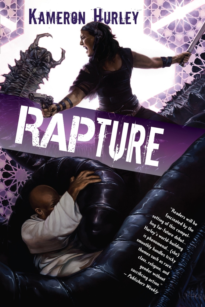 Hurley, Kameron: Rapture (The Bel Dame Apocrypha III) (2012)
