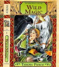 Wild Magic, New York, Atheneum Books for Young Readers, 2003