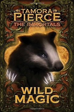 Wild Magic; New York, Atheneum Books for Young Readers, 2015