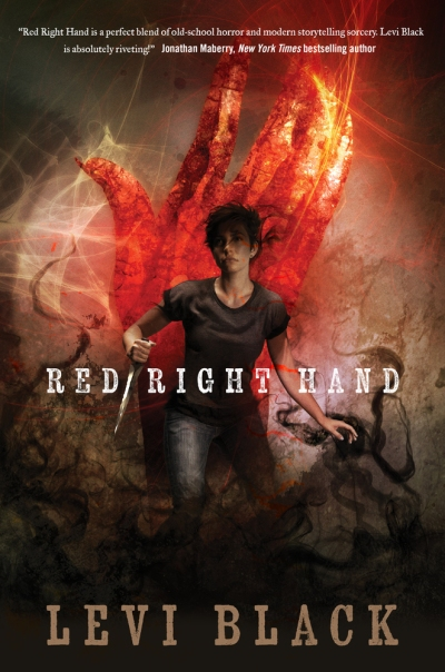Black, Levy; Red Right Hand; New York, Tor Books, 2016