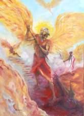 Angel Warrior Revisited, Ralph Siriani, 2004