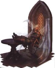 Resting Incubus, p. 118 of Demonomicon