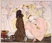 Illustrated by Heinrich Lefler
